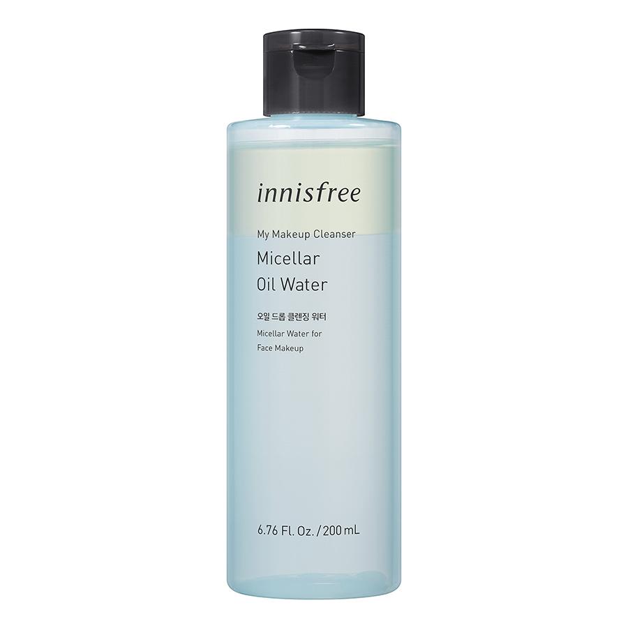Innisfree-My-Makeup Cleanser Micellar-Oil-Water-200ml